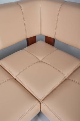 Кухонный угловой диван Борнео-2