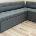 Кухонный угловой диван Бристоль-7