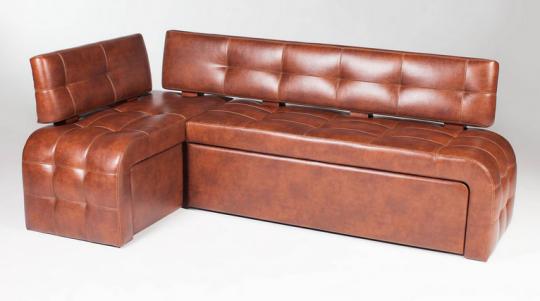 Кухонный угловой диван Бристоль