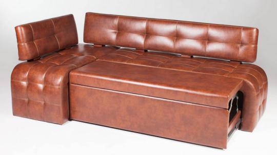 Кухонный угловой диван Бристоль-2