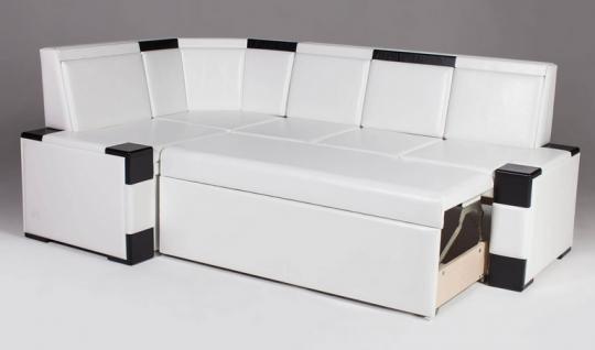 Кухонный угловой диван КВАДРО-2