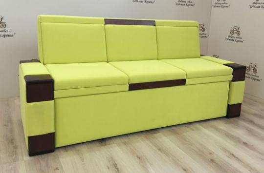 Кухонный диван КВАДРО-5