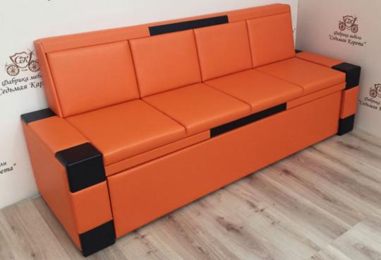Кухонный диван КВАДРО-4