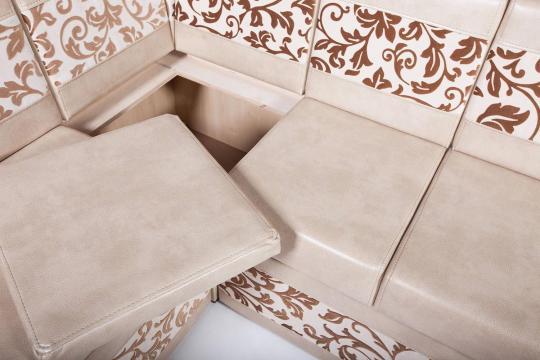 Кухонный угловой диван ОСТИН-Т-4
