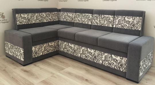 Кухонный угловой диван Остин-М-1