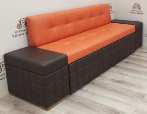 Кухонный диван Престон-2