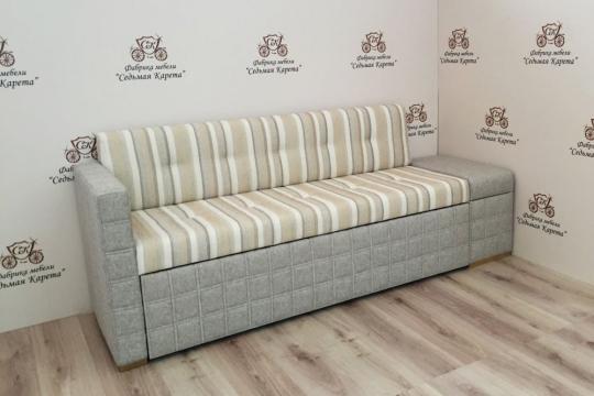 Кухонный диван Престон-8