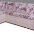 Кухонный угловой диван Престон-1