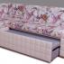 Кухонный угловой диван Престон-4