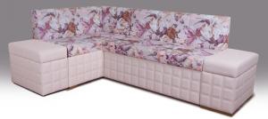 Кухонный угловой диван Престон