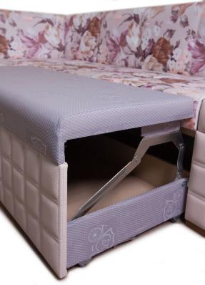 Кухонный угловой диван Престон-8