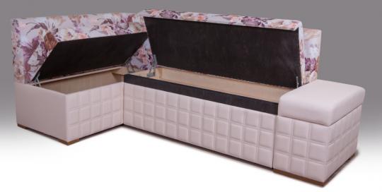 Кухонный угловой диван Престон-3
