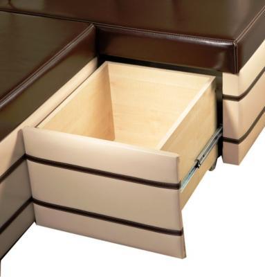 Кухонный угловой диван Рио-5