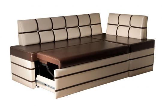 Кухонный угловой диван Рио-4