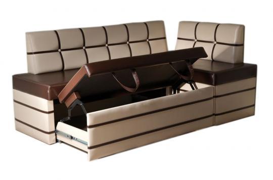 Кухонный угловой диван Рио-3