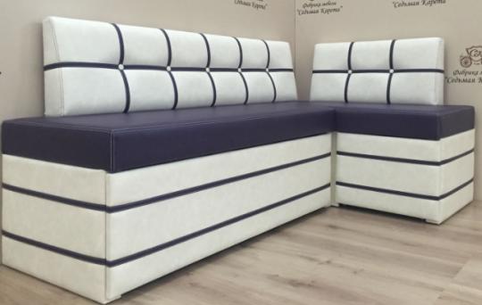 Кухонный угловой диван Рио-2