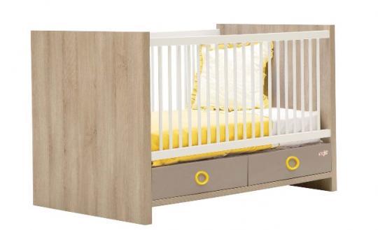 Кроватка (80х130) Zuzo ZUZ-1601 (без матраса)