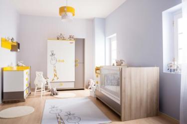 Комната для новорожденных Zuzo
