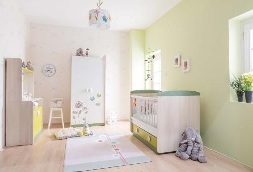 Комната для новорожденных Wingy