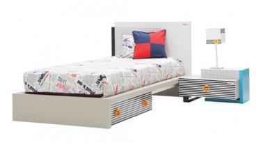 Кровать CATALANIA CA-1100/CA-1102 (без матраса)