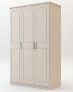 Шкаф 3-х дверный Франческа