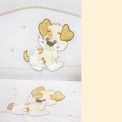Постельный сет PUPPY 4 предмета (для кроватей 120*60)-3