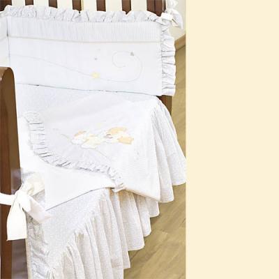 Постельный сет PUPPY 4 предмета (для кроватей 120*60)-1