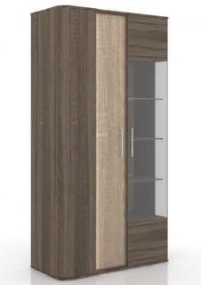Шкаф-витрина Бруна ЛД 629.030