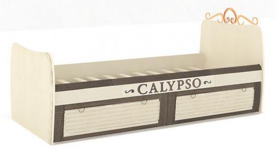 Кровать 800 Калипсо ЛД 509.160