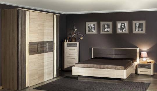 Мебель для спальни Бруна
