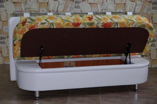 Кухонный диван Метро с ящиком-1