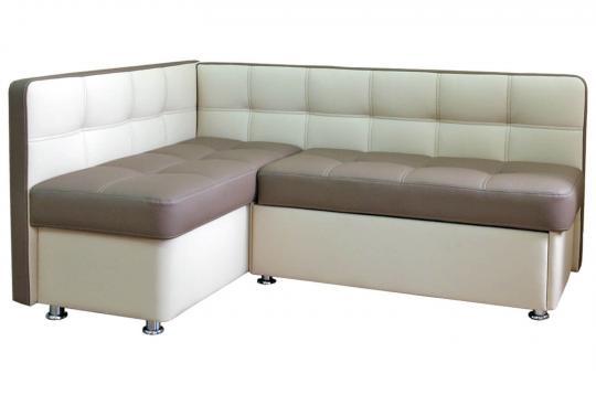 Угловой кухонный диван Токио со спальным местом дельфин-3