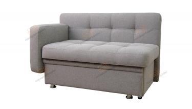 Кухонный диван Фокус прямой с 1 подлокотником