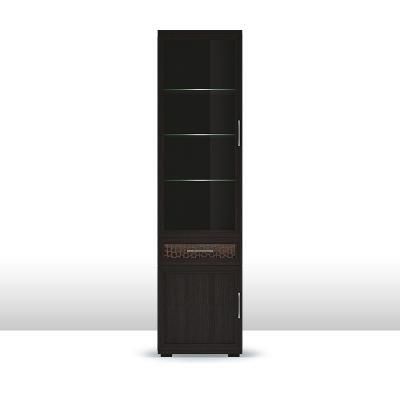 шкаф 600 со стеклом (3) ГТ.013.302