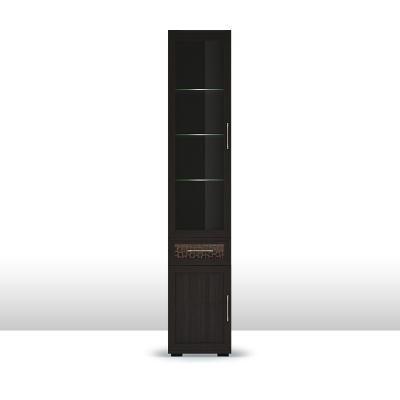 шкаф 450 со стеклом (5) ГТ.013.304
