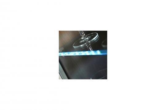 комплект подсветки 4 стеклополок (для надстройки 22) Парма-Люкс