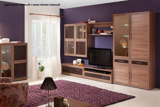 Модульная гостиная Парма-Люкс-2