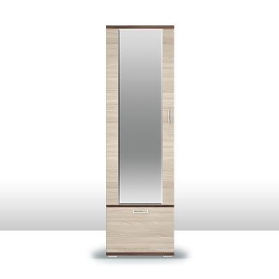 шкаф 600 для одежды с зеркалом ПР.011.112