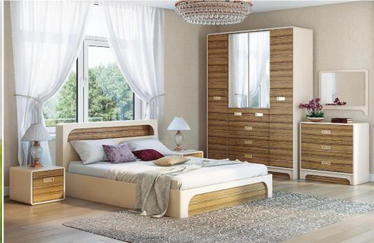 Спальня Терра-Люкс