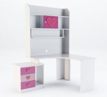Компьютерный стол угловой Виолетта