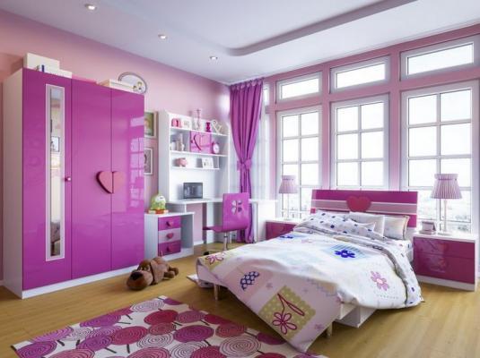 Детская комната Виолетта