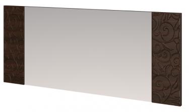 Зеркало настенное со вставками 18 Ирис