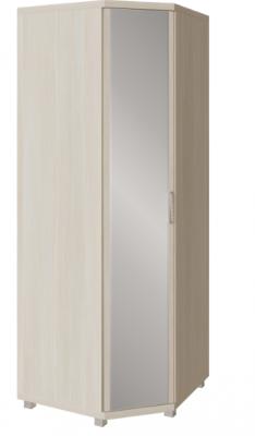 Шкаф угловой с зеркалом 21 Ирис
