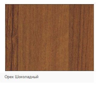 Библиотека Sherlock (Орех шоколадный)-1