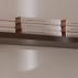 Крепеж для полки навесной (пеликан) комплект 2 шт