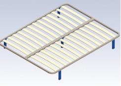 Основание кровати 1200х1900