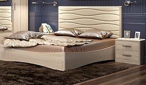Кровать 1600х2000 Джустин без основания, без матраса