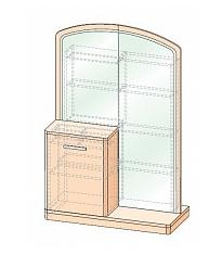 Стол туалетный трансформер Эстер