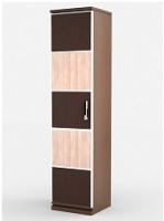 Шкаф для одежды Николь (на цоколе)
