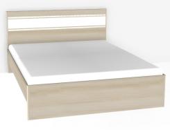 Кровать Н19а (900 мм.), Н19б (1200 мм.), Н19в (1400 мм.), Н19 (1600 мм.) Ника  без основания